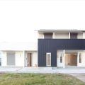 鹿児島市本名町の注文住宅 完成しました。