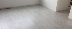 内装工事始まりました。(鹿児島市宇宿町 美容室+住宅)