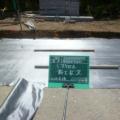 地盤改良工事(ジオクロス®工法)鹿児島市下田町の新築注文住宅。