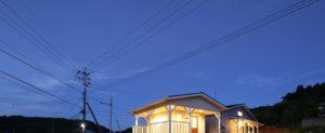 サーファーズハウス ラップサイディングの平屋
